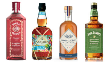 Plantation Isle of Fiji - Fondaudège Héritage : un whisky 100% français - Jack Daniel's Tennessee Apple : un air de prohibition -