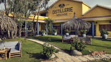 Distillerie d'indochine